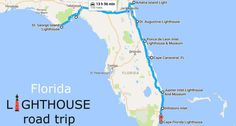 Florida | Travel | Lighthouses | Hidden Gems | Attractions | Road Trip | Small Towns | Nature
