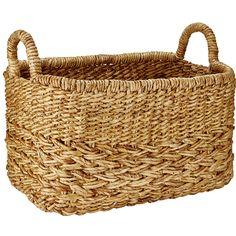 Murmur Banana Rectangular Basket