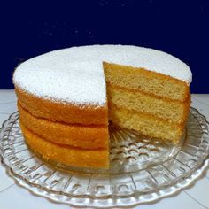James Beard's 1 2 3 4 cake with citrus glaze Baking Recipes, Cake Recipes, Dessert Recipes, 1234 Cake, Sweet Sauce, Fun Desserts, Awesome Desserts, Piece Of Cakes, Cake Cookies