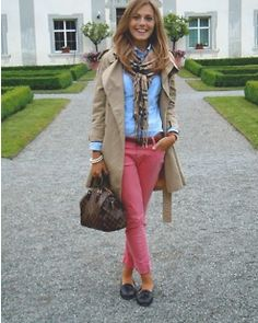 I was looking at a design blog and found this adorable outfit. Win.