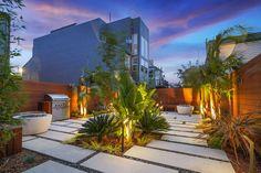 Landscaping — SQUARED ROOT LANDSCAPING & DESIGN Pebble Landscaping, Garden Landscaping, Landscaping Design, Wisteria Plant, Living In San Francisco, Real Estate Sales, Portfolio Design, Curb Appeal, Exterior Design