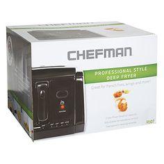 Chefman™ Professional Style Deep Fryer at Big Lots.