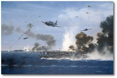 The Turning Point by R.G. Smith (SBD Dauntless) - BFD