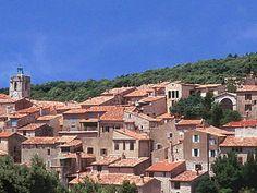 Mons, Provence, France