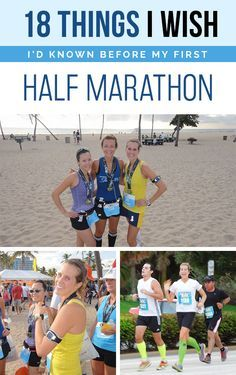 Why would anyone make their first race ever a half marathon? Insanity, perhaps? 15 years of running later my first half marathon things I wish I'd known Half Marathon Tips, Half Marathon Training Schedule, Marathon Training For Beginners, Marathon Plan, Running Half Marathons, Disney Princess Half Marathon, Marathon Running, Half Marathon Recovery, Half Marathon Quotes