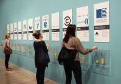 Interactive Poster, Interactive Exhibition, Interactive Installation, Exhibition Booth, Exhibition Space, Museum Exhibition, Installation Art, Exhibition Ideas, Interaktives Museum