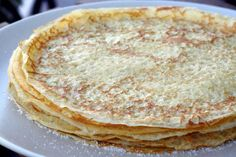 Try this Spanish crepes recipe for frisuelos. This simple frisuelos recipe make a delicious breakfast, snack or dessert!