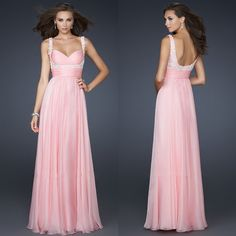 pink sweetheart a line prom dress cheap sweet 16 gowns sequin applique chiffon floor length sleeveless long-in Evening Dresses from Apparel & Accessories on Aliexpress.com