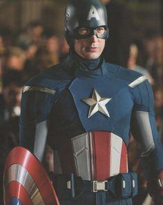 Captain America - The Avengers Movie