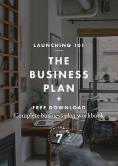Launching 101: The Business Plan