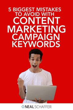 Before you launch your next content marketing campaign, make sure you read this and don't make any of these 5 mistakes in your campaign. Marketing Audit, What Is Content Marketing, Social Business, Business Tips, Social Media Digital Marketing, Marketing Calendar, Influencer Marketing, Pinterest Marketing, Mistakes