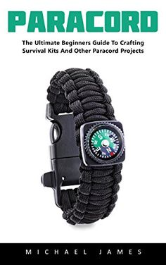 Free Kindle Book - Paracord: The Ultimate Beginners Guide To Crafting Survival Kits And Other Paracord Projects! Survival Books, Survival Kits, Paracord Projects, Free Kindle Books, Crafting, Outdoors, Amazon, Sports, Check