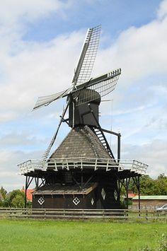 Flour mill De Vlijt / Vm. Molen 't Op, Koudum, The Netherlands