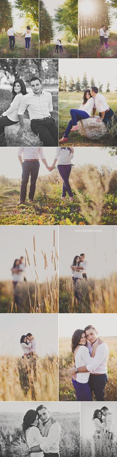 Cassandra & Benito: Engaged | Edmonton wedding photographer