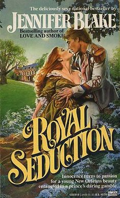 Royal Seduction by Jennifer Blake