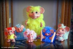 Evertroll: Mice Trolls