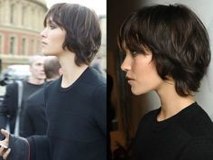 Short Shaggy Haircuts 2018 For Teens Modern hair trends assume to be on the ancillary of actual simple hairstyle and one length, one dimensional haircuts. Shaggy Pixie, Short Shaggy Haircuts, Trendy Haircuts, Modern Hairstyles, New Haircuts, Easy Hairstyles, Shaggy Short Hair, Pixie Haircuts, Modern Short Hair