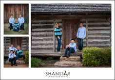 Family photo session at Babe's Chicken house in Frisco photographed Shannon and Starla Hock of Shanstar Photography in Little Elm, Tx