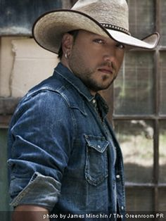 He is beyond hot. I like Luke Bryan he is a cutie but Jason Aldean is just top of the food chain to me. LOVE HIM and his music is awesome!!