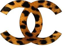 Leopard Chanel ♥ For more visit- www.These-2-Hands.com or on IG @ www.Instagram.com/These2Hands2012 ♥