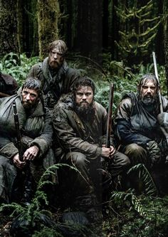 The World Premiere of The Revenant will take place in Los Angeles on December 16!