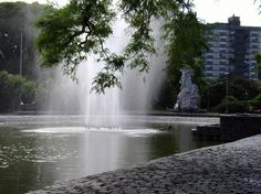 Parque Centenario, Buenos Aires, Argentina