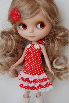 New Fashion for Blythe Doll