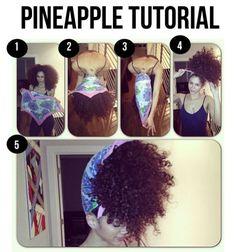 pineapple methode