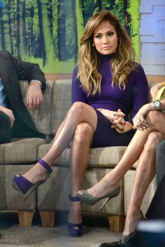 Jennifer Lopez absolutely stunning