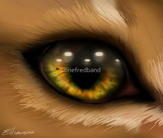 Eye See You - Desert Beast by onefredband