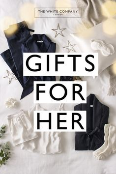 From special scents and soothing skincare treats to chic clothing and luxury accessories, find a gift (or two) she'll absolutely love. Thoughtful Gifts For Her, Special Gifts For Her, Christmas Gift Guide, Christmas Gifts, Chic Clothing, The White Company, Scented Candles, Chic Outfits, Skincare
