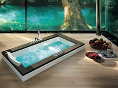 Salle de bains design original: transformez-la en une salle de spa!