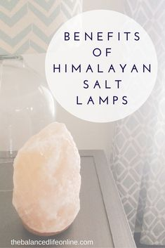 Do Himalayan Salt Lamps Work? After having one by my bed for 6 months, here are my thoughts.
