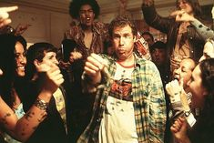 If you have seen movies about frat parties. Remember its just a movie. July A Freshman Girl's Guide to Frat Parties. College Movies, Old School Movies, College Life, College Hacks, Good Comedy Movies, Funny Movies, Comedy Films, Watch Movies, Will Ferrell