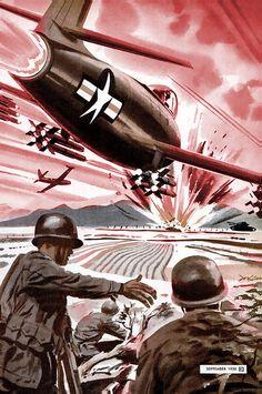 1950..Korean War.