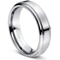 Tungsten Grooved Rings have entered the market being manufacturing by a limited number of companies. Originally Grooved Ring were simple, yet classic styles featuring high polished dome and flat wedding band styles. Find more information on: http://tungstenjeweler.com/tungsten-grooved-ring-c-46_52.html