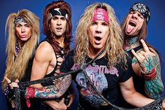 Hair metal living legends Steel Panther put on one of the wildest live rock and roll shows in the galaxy! Have you witnessed the power yet? Wear something real tight, we suggest leather!