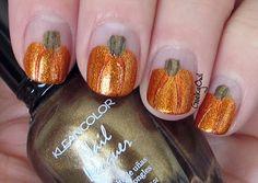 Geeky Owl: Halloween Challenge: Pumpkins