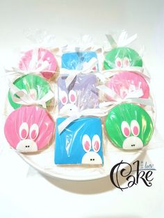 Easter cookies by I Luv Cake