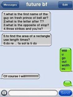 Ideas humor laughing so hard text messages - Textos Humor Español Text Jokes, Funny Text Fails, Funny Text Messages, Michael Johnson, Stupid Funny, Funny Jokes, Funny Laugh, Emerson, Funny Text Conversations
