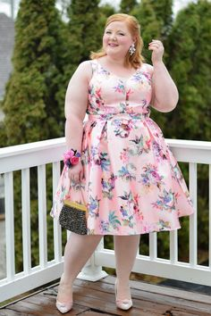 What I Wore to Promshell 2018: with City Chic's plus size Posey Floral Fit & Flare Dress styled for Bombshell Bridal Boutique's Metro Detroit adult prom. #bombshellbridal #bombshellbridalboutique #promshell #promshell2018 #citychic #ccworldofcurves #detroitstyle #detroitfashion #michiganstyle #michiganfashion #reprom #promredo #adultprom