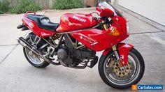 1998 Ducati Supersport #ducati #supersport #forsale #canada