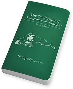 New The Small Animal Veterinary Nerdbook – Dr. Sophia Yin