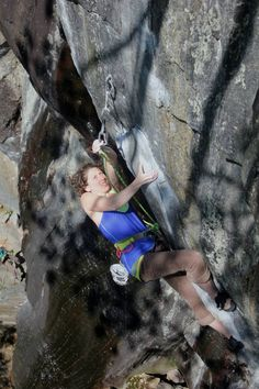 Overcoming a Fear of Lead Climbing