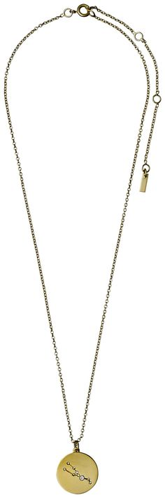 Pilgrim Taurus Crystal Gold Plated Necklace, N/A Buy for: GBP24.99 House of Fraser Currently Offers: Pilgrim Taurus Crystal Gold Plated Necklace, N/A from Store Category: Accessories > Jewellery > Necklaces for just: GBP24.99