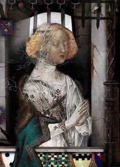 BLANCA DE BORBÓN                 REINA DE CASTILLA by the lost gallery, via Flickr