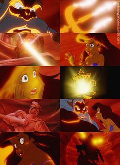 The Little Mermaid - Destruction of the Grotto Disney Princess Ariel, Disney Disney, Disney Stuff, Disney Princesses, Disney Love, Disney Little Mermaids, Ariel The Little Mermaid, Little Mermaid Characters, Disney Collage