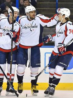 4078eb25707 The Washington Capitals won the Presidents  Trophy Braden Holtby