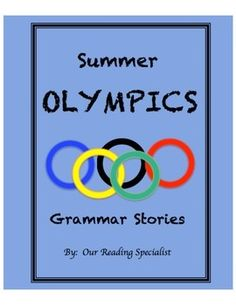 Get ready for the 2016 Summer Olympics!Fun! Effective! Motivating! Easy to Use!These five Summer Olympics Grammar Stories are an interesting way to practice grammar and spelling skills with intermediate, middle, and high school students.They focus on the most common errors in homophones, subject-verb agreement, apostrophe, capitalization, punctuation, spelling, and irregular verbs and plurals,Grammar Sports Stories are an excellent review for regular English and ESL students because they…
