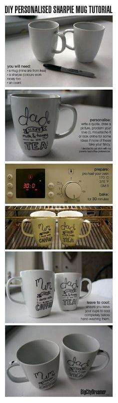 mark the mug
